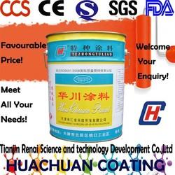 salt water resistant Epoxy enamel paint