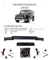 BUMPER LIPS FOR MERCEDES BENZ G CLASS G65 G63 G500 W463 BRABUS BUMPER SPOILER