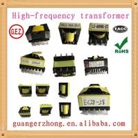 high voltage ferrite transformer