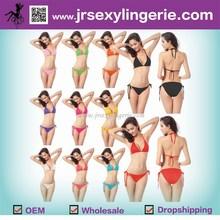2015 New Design Wholesale hot Sexy Fashion Bandage bikini full sexy photos full sexy woman