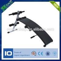 2015 hot sale sit up bench ab shaper abdominal machine