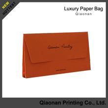 new style cheap die cut handle paper bag