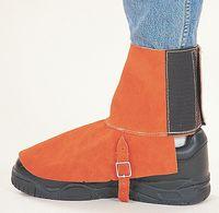 Spats, Universal, Orange, Leather, PR- XKsensor