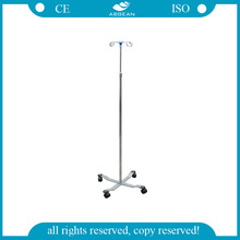 Hospital use AG-SS009A good price infusion stand