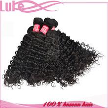 Factory Supply AAAAA Unprocessed Wholesale Steam Processed Virgin Hair