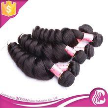 Unprocessed 100% Natural Human Hair Direct Factory Premium Too Hair