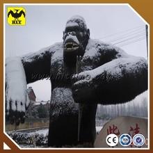 HLT Animatronic animal for King Kong