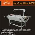 Boway SK-950L toda produzindo sistema glue encadernação livro de capa dura máquina