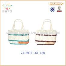 New design corn bag straw bag wholesale