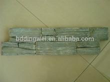 slate green strip China culture stone