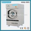 Servicio de lavandería 15kg-300kg eléctrico de vapor de calefacción máquina de lavandería comercial