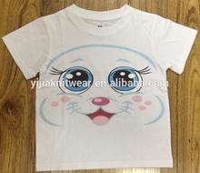 2014 fashion summer custom design kids t-shirt