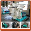 Virutas de madera de la máquina de pellets/horizontal de tipo aserrín de pellets de madera de la máquina