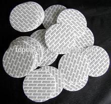 PACKING Aluminium Foil Lids For PPPS PET cups