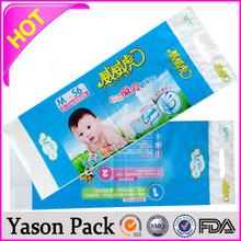 YASON rigid snap handle plastic bagplastic bag for foodplastic bread bag clips kwik lock bag closure