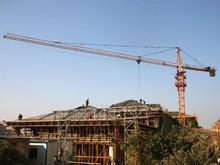 QTZ160(6516) tower crane lifting capacity