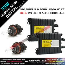 Guangzhou LIFETIME warranty 4300k,5000k,6000k,8000k,10000k DC AC 35w/55w fast bright hid xenon kit/xenon hid kit for car