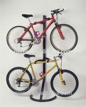 2 Tiers Hanging Bike Rack