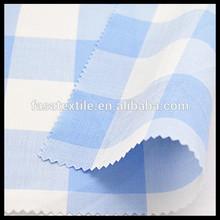 cotton fabric big checks,cotton shirt fabrics manufacturer,100% cottonpoplin fabric