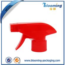 Factory good sale nice shape plastic trigger sprayer from Yuyao china