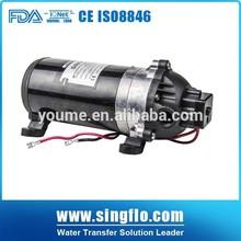 SIngflo electric 120v car washing pump for car washing machine