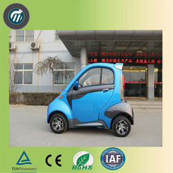 2015 chinese alloy wheels high speed 2 seat samrt electric car ,electric automobiles for sale