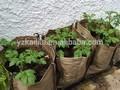 Macetas de jardín/crecer bolsas/colgar macetas de plantas plantadores