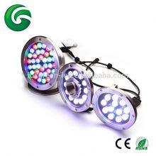3w save 12v led pool light bulb 36v dc