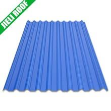 lightweight plastic material upvc roof sheet