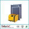 Emergency 20W Mini off the grid solar system used 100w solar panels