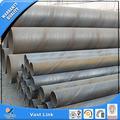 sgs certificación astm 1045 laminado en caliente de carbono tubos de acero
