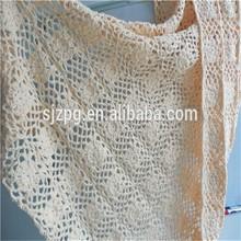 Crochet handmade baby blankets , crochet cotton blanket factory directly