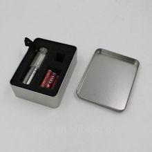 Mini Aluminum High Quality AAA 9 LED Torch with Tin Box