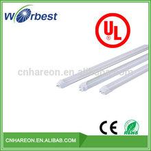 Pure white 120 degreeUL&CE LED 10w T8 tube