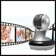 Real time mutl-device viewing wireless IR camera, Ethernet/Internet IP Camera CCTV WiFi IP Camera