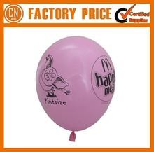 Advertising Logo Custom Big Latex Balloon