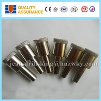 Professional supplier of glass drill bit with diamond coated electroplated tips