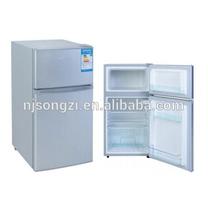 12v dc upright refrigerator/solar refrigerator freezer/outdoor freezer 105L