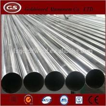 aluminum tube 6063 T5/ aluminum pipe / anodized aluminum tubing