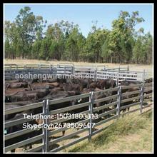 Heavy duty Box channel Cattle panel /livestock yard Australia standard (Manufacturer)