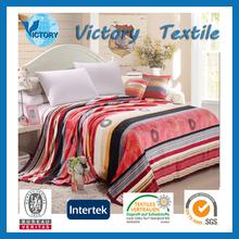 100% Polyester Flannel Fleece Flano Blanket Fabric
