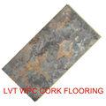 Wpc pvc vinilo plank lvt, vinilo plank flooring