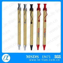 LT-Y713 Cheap Environment Friendly Recycled Paper Ball Pen