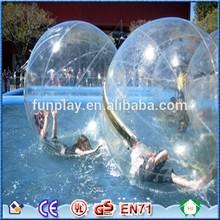 HI desirable game intex ball pit,inflatable ball on water,bounce ball