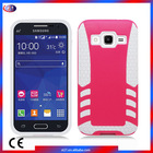 Latest Design Mobile Phone Cover For Samsung Galaxy Prevail LTE Core Prime G360P Rocket Hybrid Cover Protector Case