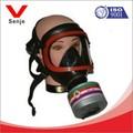 Fumeurs, masque à gaz, pompier respirateur, portable appareil respiratoire