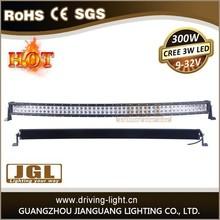 300W 50 inch Curved led light bar CURVED Cree radius led light bar OFF ROAD , led light bar offroad,4x4 curved light bar Cree