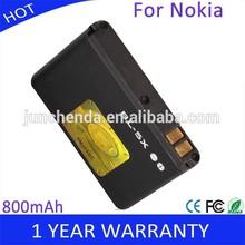 Cellular Phone Batteries for Nokia 8800 8801 akku Bateria 800mAh BL-5X