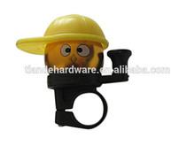 speedometer bike/cycle accessories/mountain bike bell novetly children hat character
