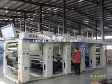 Factory Supplier Common BOPP Plastic Films Economic 80m/min Gravure Printing Machine
